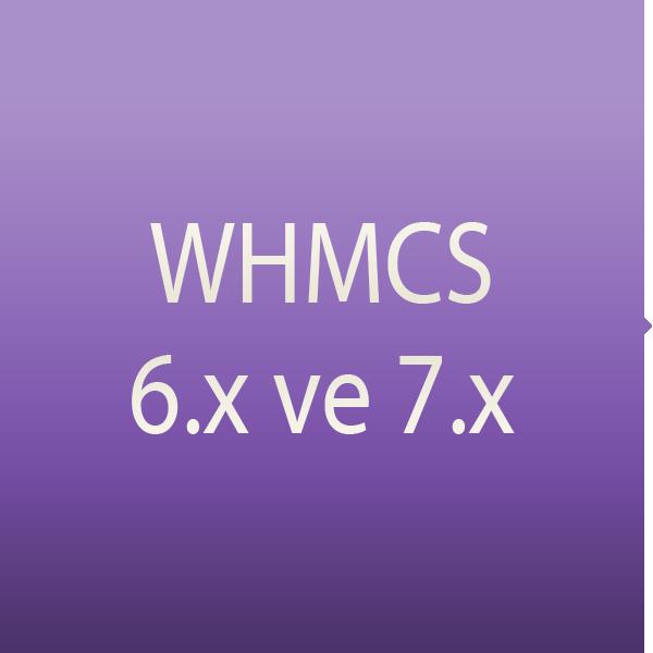 Whmcs içerik Yönetim Sistemi